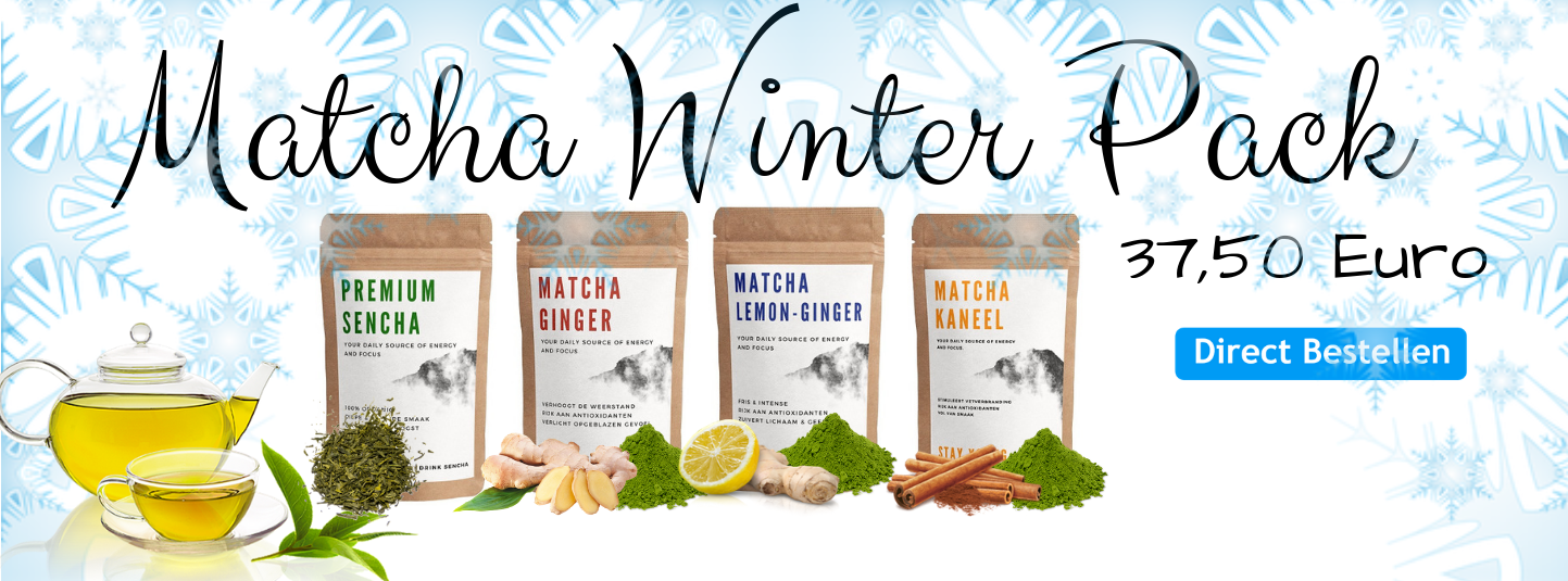 Matcha Winter Pack