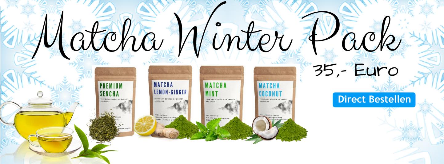 Matcha Winter Pack