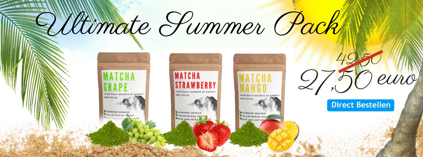 Ultimate Summer Pack