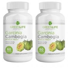 Garcinia Cambogia 2 verpakkingen