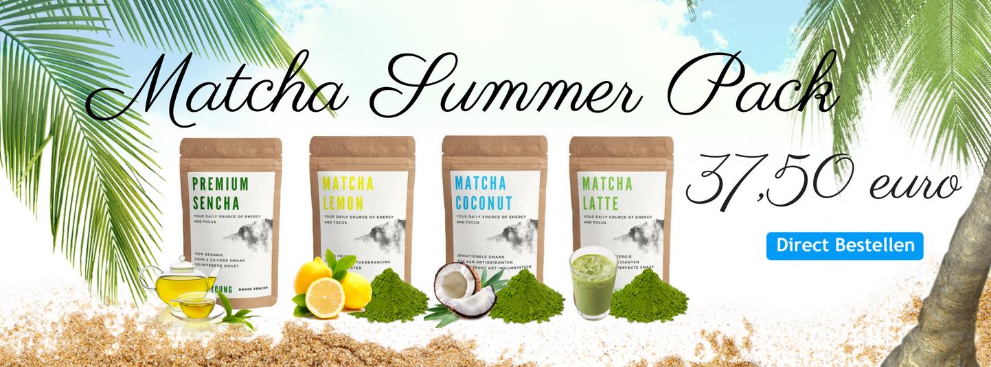 Matcha Summer Pack